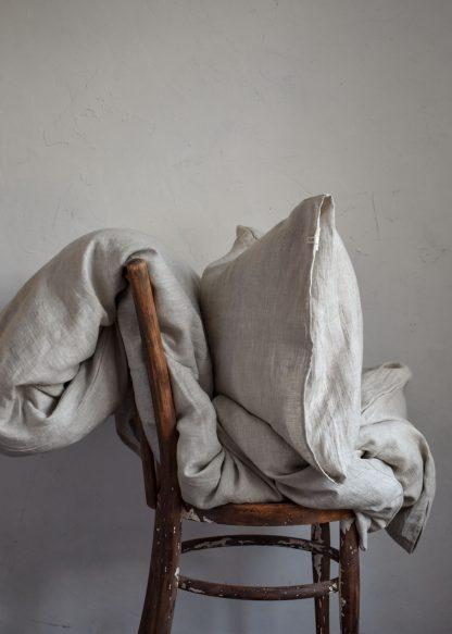 sängkläderset linnetyg