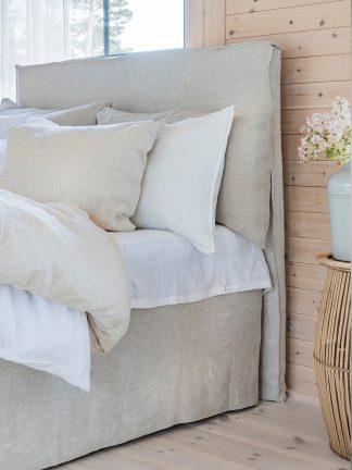linnetyg sängkläder lya lin