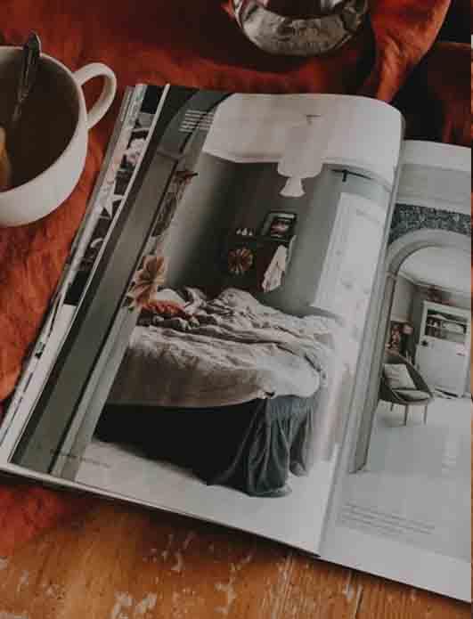 lya lin sängkläder press